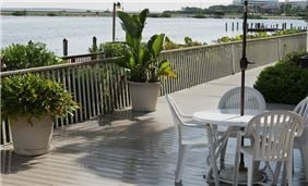 Chase Suite Hotel Tampa - Deck