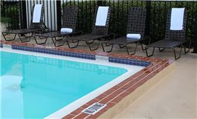 Chase Suite Hotel Tampa - Outdoor Swimming Pool