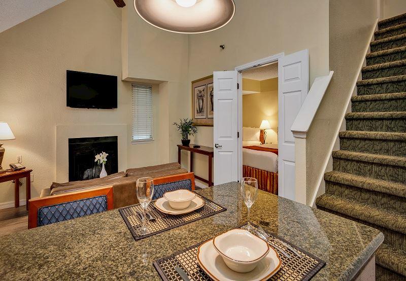 Chase Suite Hotel Tampa Studio Queen Suite