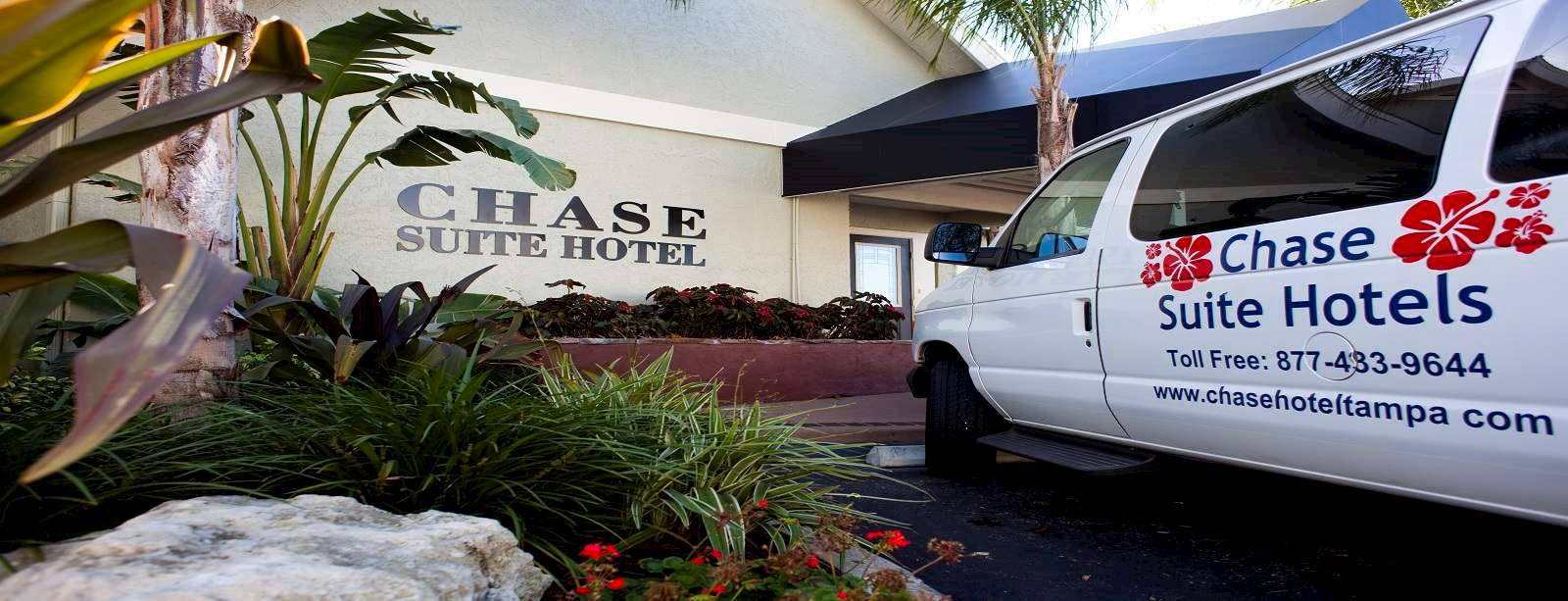 Chase Suite Hotel Tampa, Florida