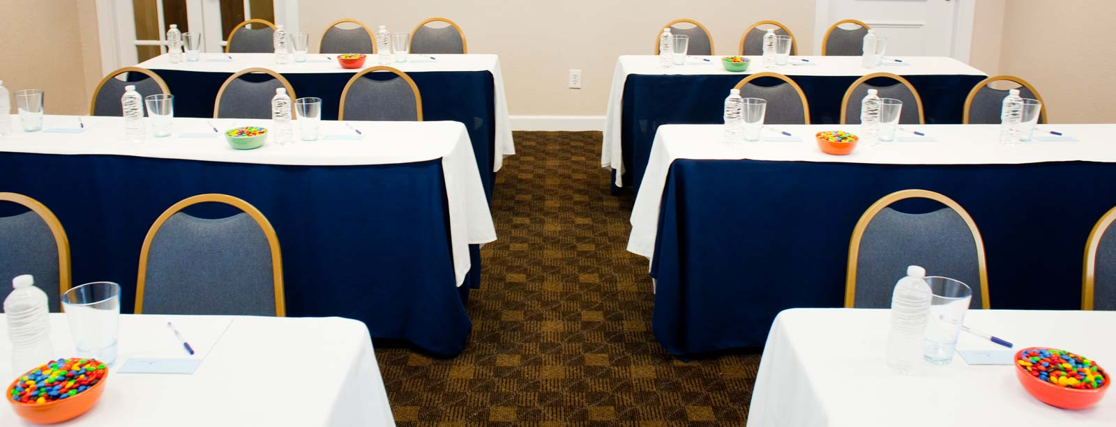 Meetings & Events Facilities at Chase Suite Hotel Tampa